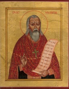 But which Saint Valentine was better? FIGHT!