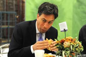 Also, I eat my sandwiches like this. I can relate. (Pic from independent.co.uk )