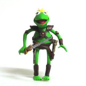kermit as knight